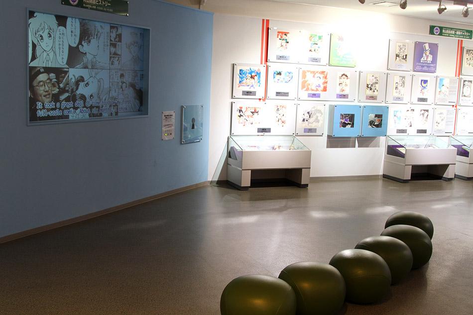 Студия-музей аниме. Япония.