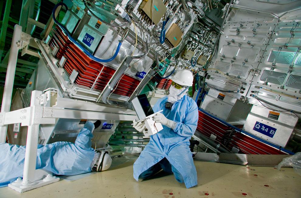 Национальный комплекс лазерных термоядерных реакций (NIF)