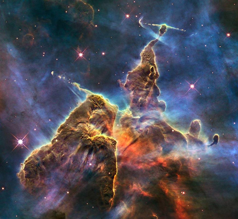 11118000 Лучшие космические фото 2010 года