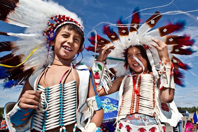 1141 800x534 Самые современные американские индейцы
