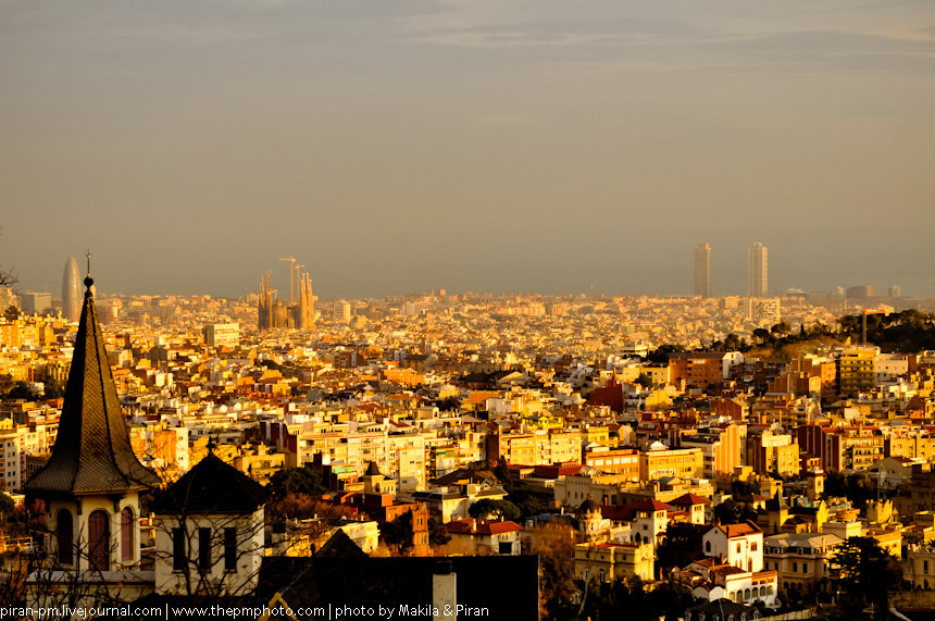 Барселонские мелочи