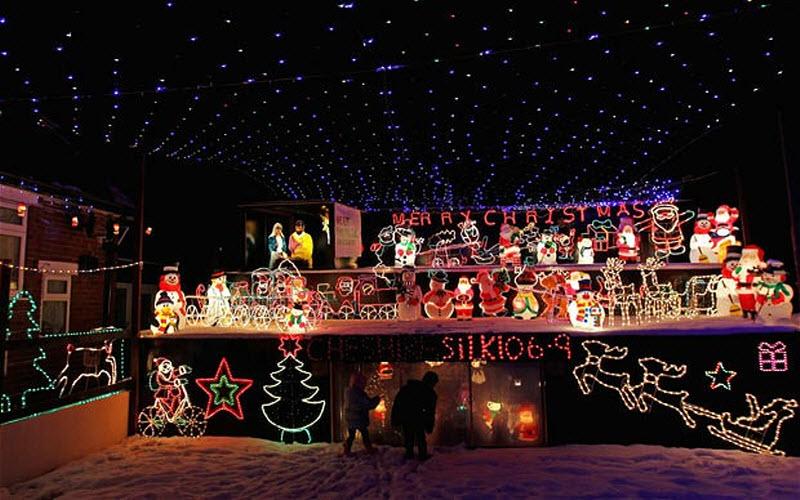 1215 Подготовка к Новому году и Рождеству