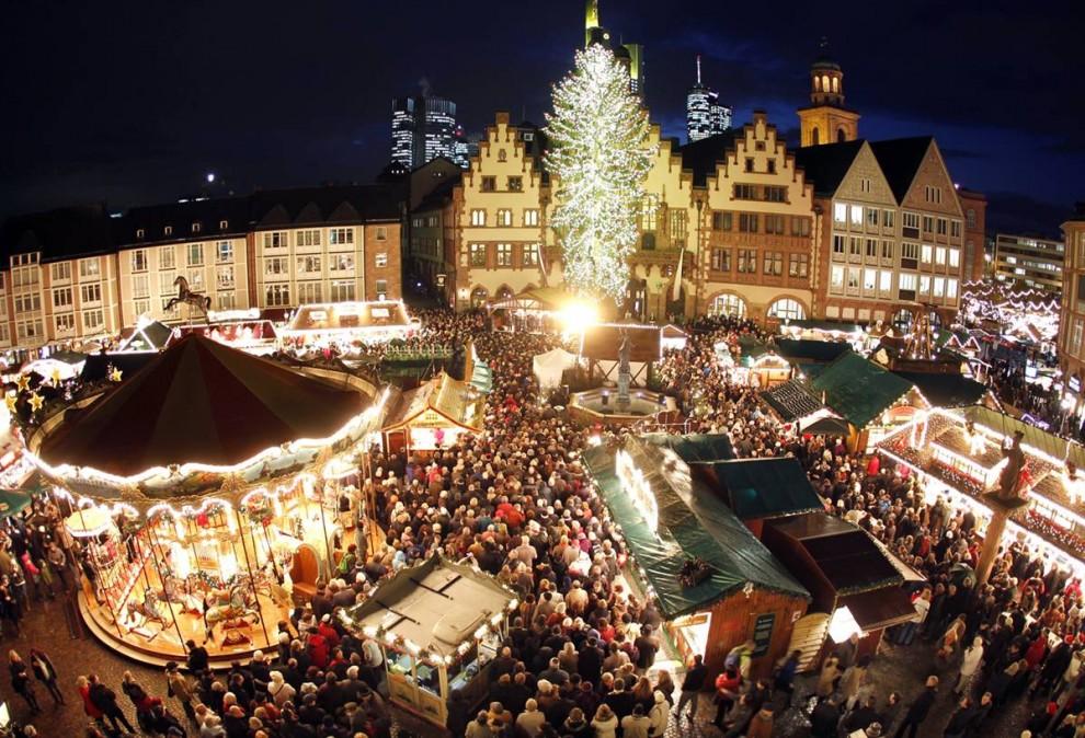 Европа рождество картинки
