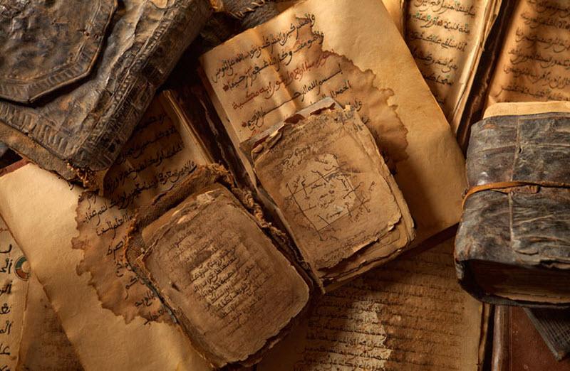 Загадочные письмена Тимбукту