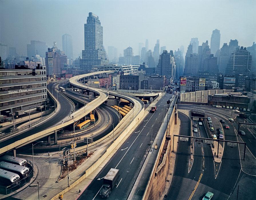 Исторические портреты Нью-Йорка в новом ракурсе