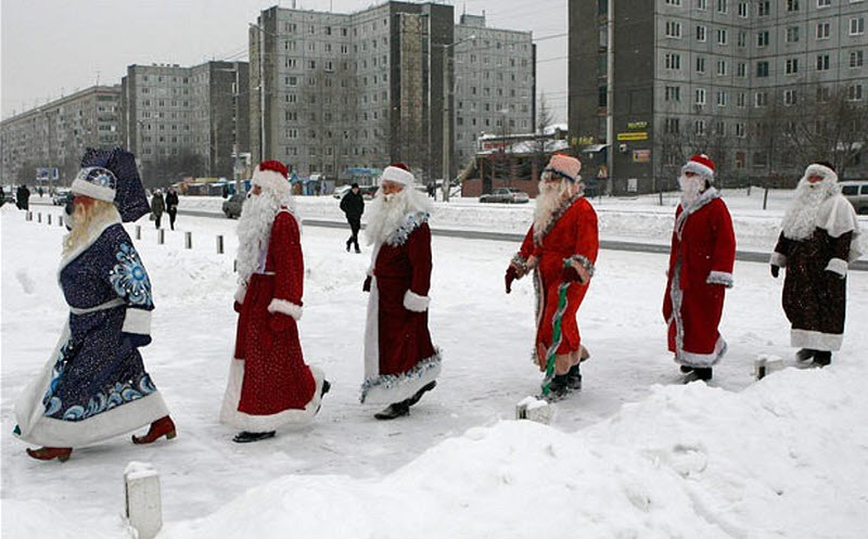 160 Подготовка к Новому году и Рождеству