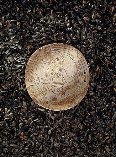 1695 Курганы Каокии