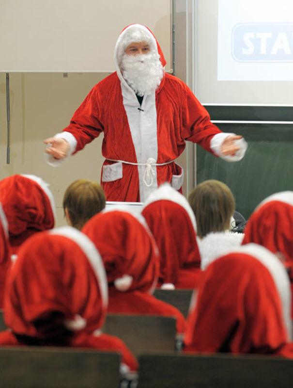 1710 Подготовка к Новому году и Рождеству