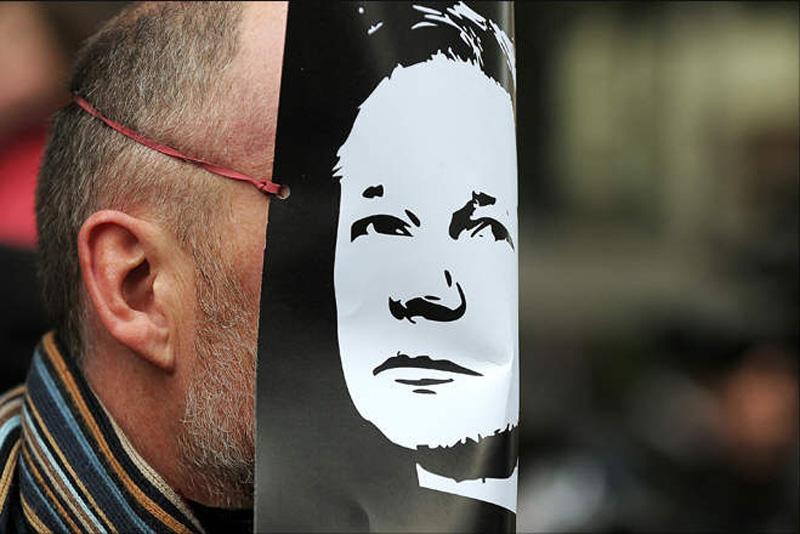 1717 27 fakta tentang Wikileaks dan pendirinya, Julian Assange