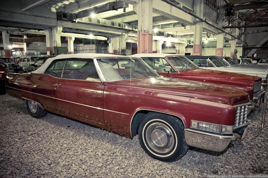 Музей Ретро-Автомобилей. Часть 3: Американские автомобили после 1960 года