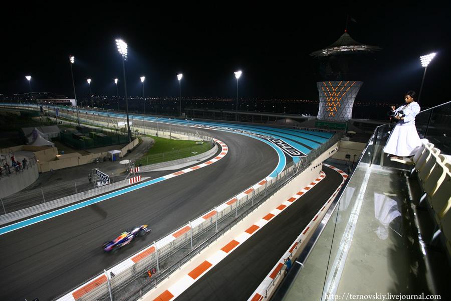 Формула – 1: Гран-при Абу-Даби