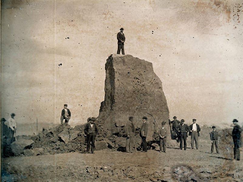 1879 Курганы Каокии