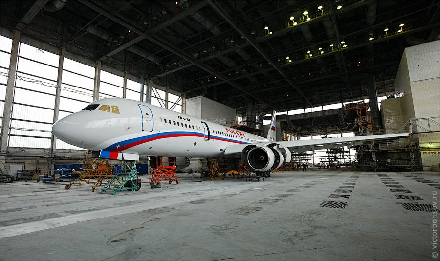 2028 Как обслуживают и ремонтируют самолеты