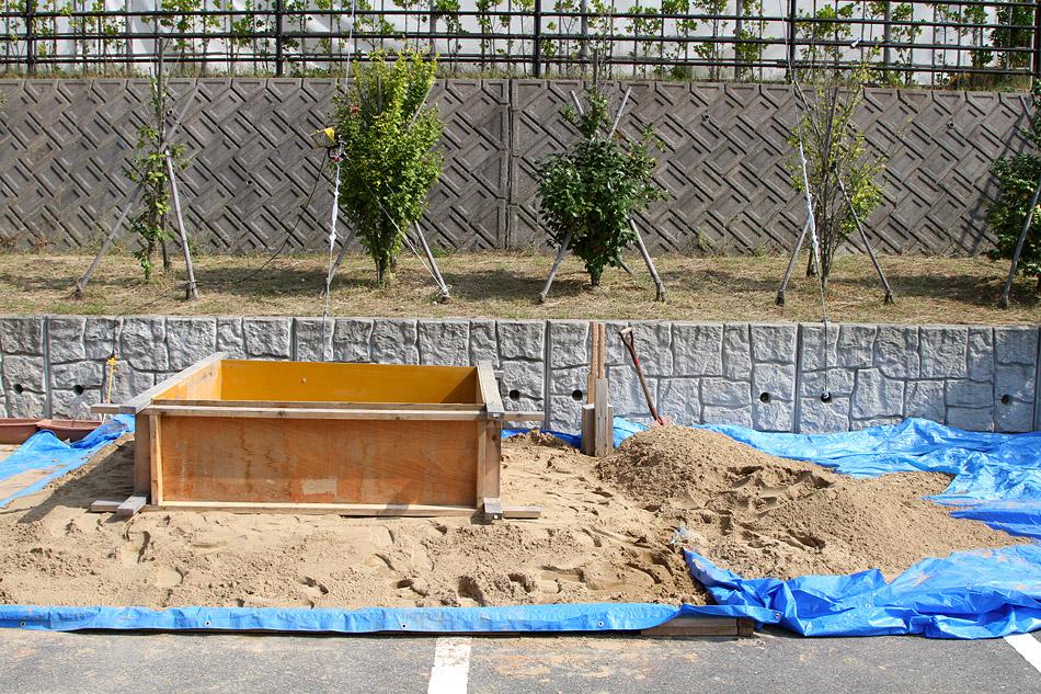 Музей песчаных скульптур. Япония.
