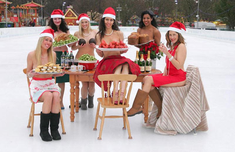2110 Подготовка к Новому году и Рождеству