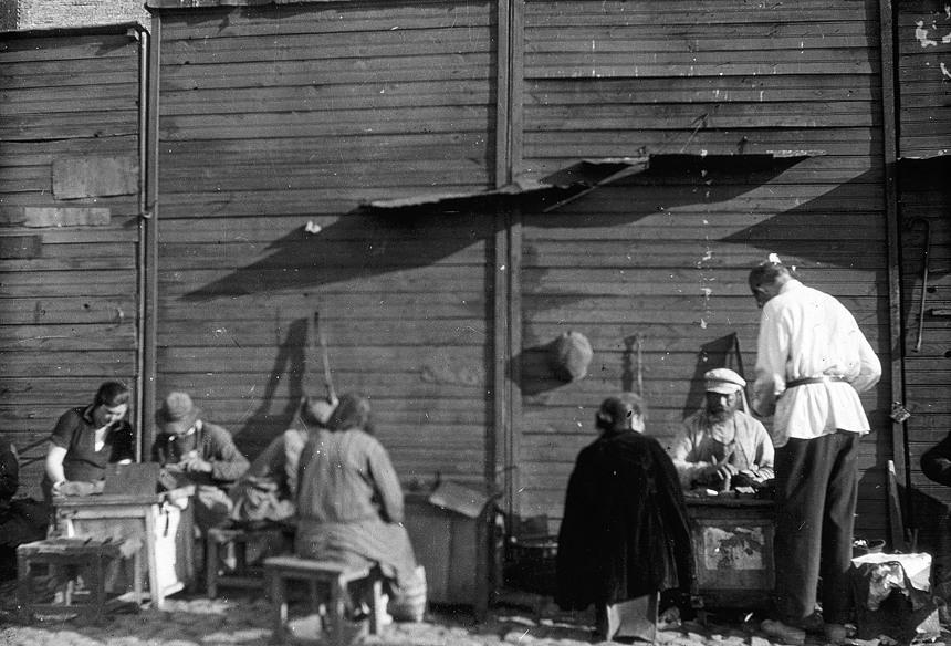 21106 По Советскому Союзу 1930 х годов