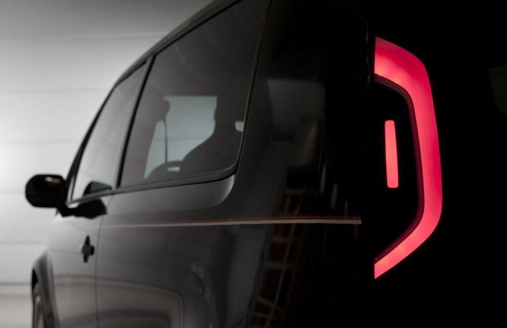 Концепт лондонского такси от Volkswagen