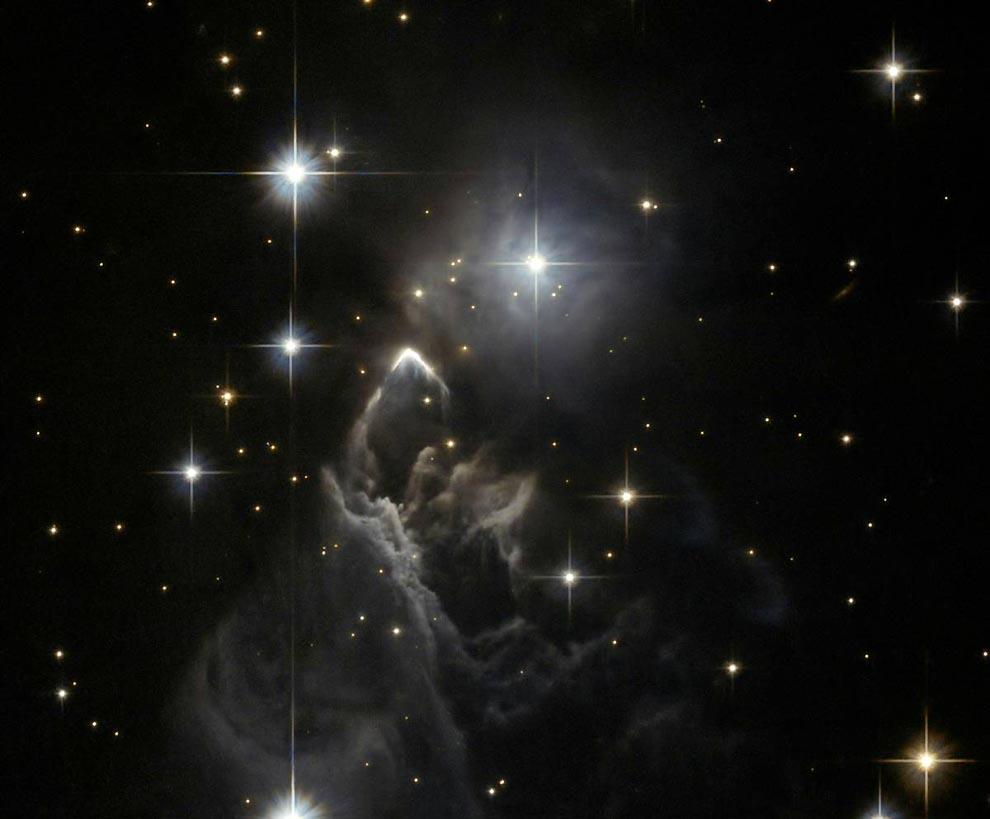 21. Космическая туманность