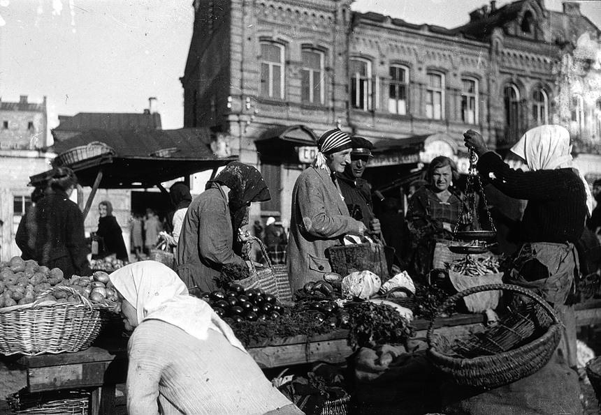 Рабочие поселки 1930-х годов в москве
