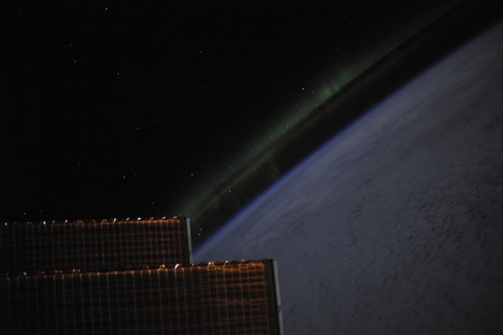 Еще фото от космического поэта Уилока