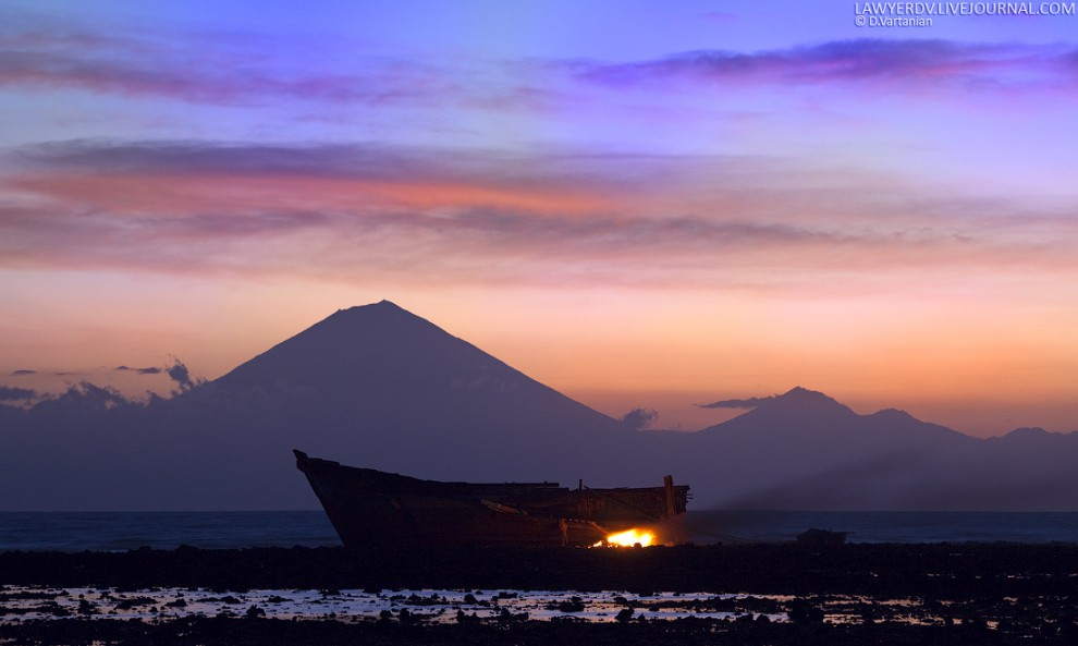 Gili Trawangan. Острова для хулиганов