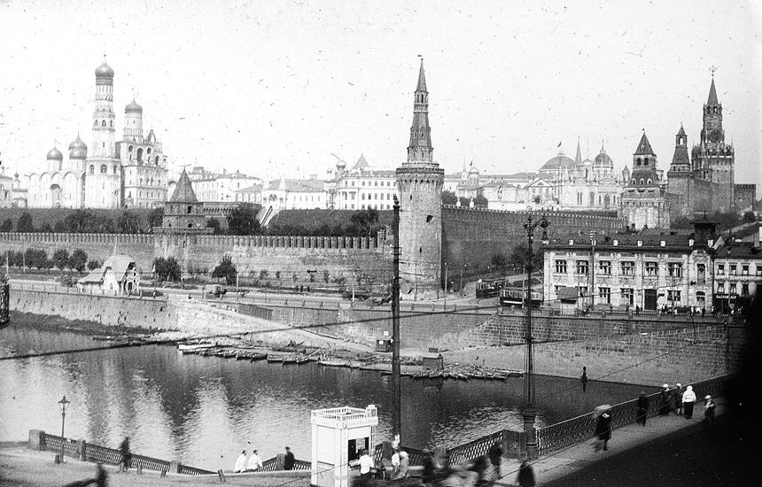 3421 По Советскому Союзу 1930 х годов