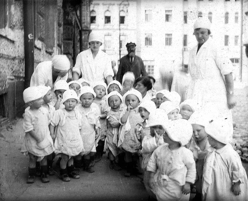 3521 По Советскому Союзу 1930 х годов