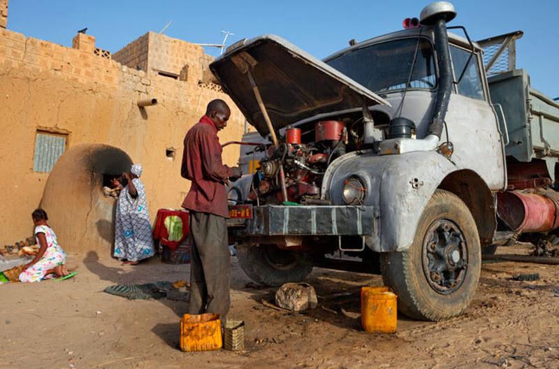 Surat misterius Timbuktu
