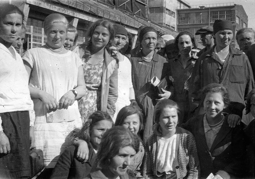 4121 По Советскому Союзу 1930 х годов