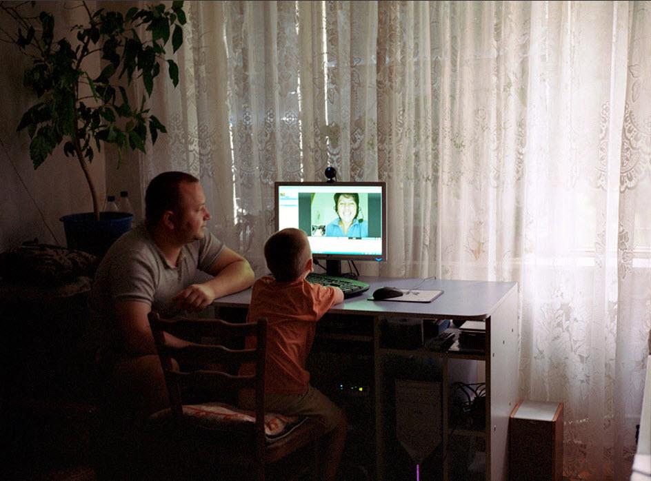 Children Heading Households in Moldova