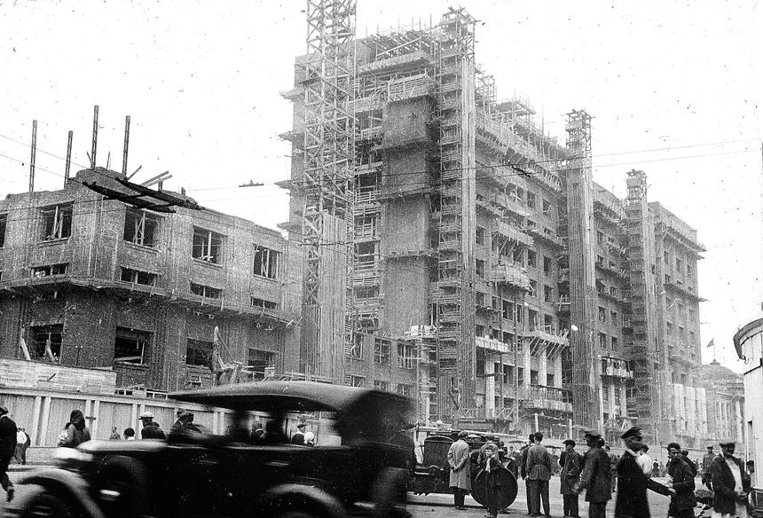 4810 По Советскому Союзу 1930 х годов