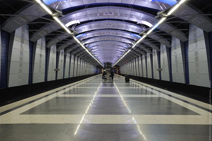 Аэропорт Внуково: терминал А