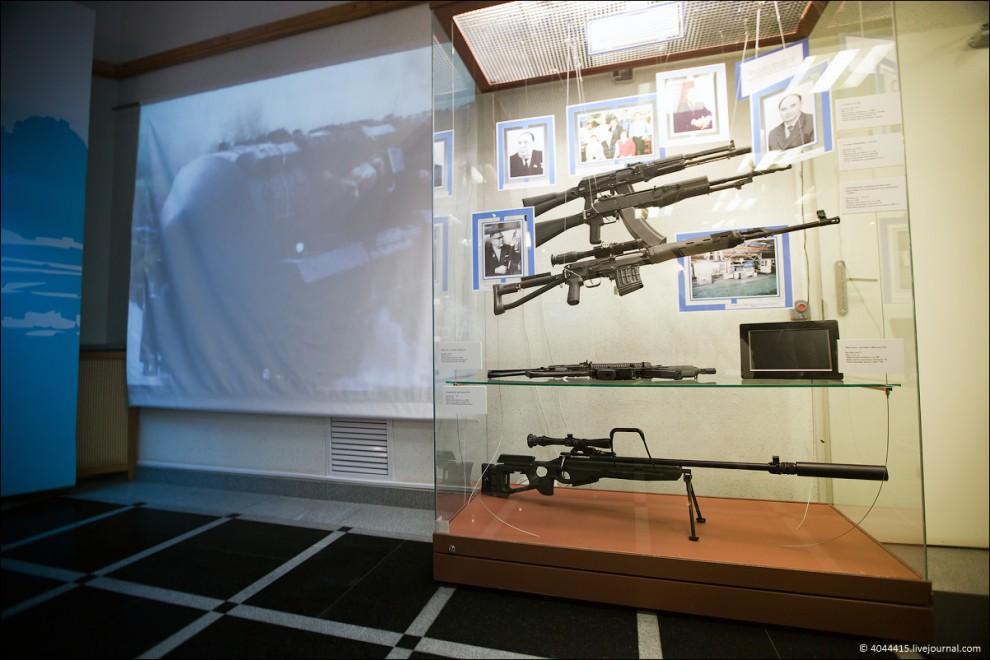 Музей Калашникова в Ижевске