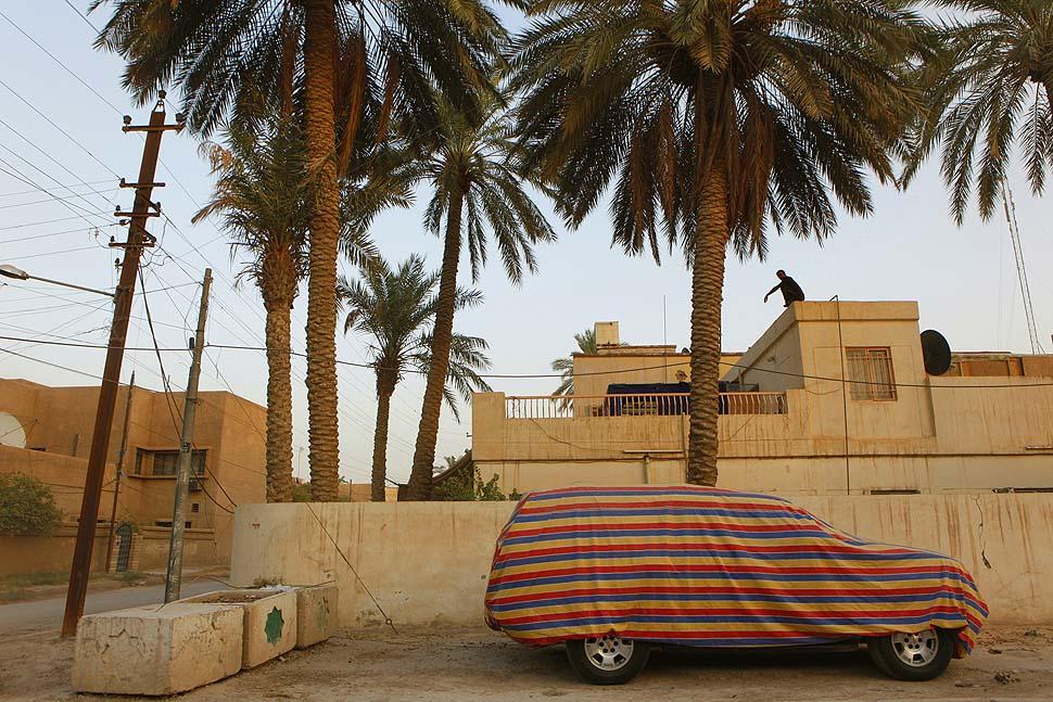 На улицах Ирака сегодня