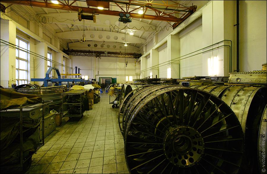 644 Как обслуживают и ремонтируют самолеты