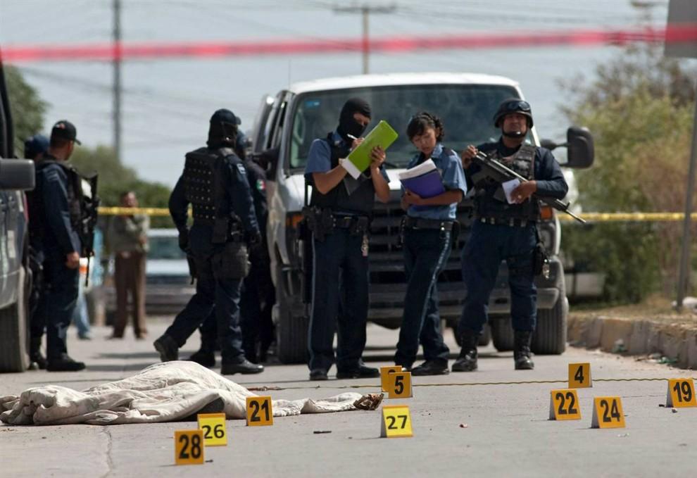 Жестокая мексика