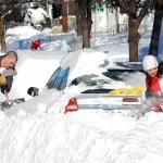В объятиях суровой зимы