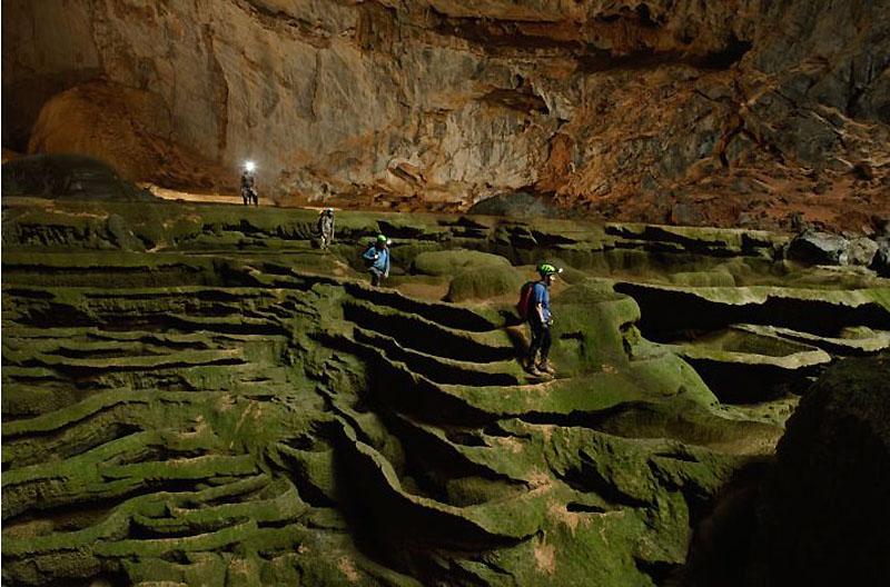 Покоряя бесконечную пещеру