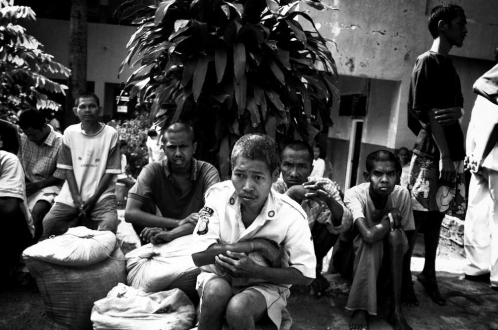 Психиатрическая лечебница в Джакарте