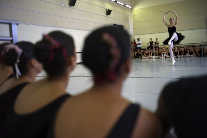 Американский балетный театр наКубе