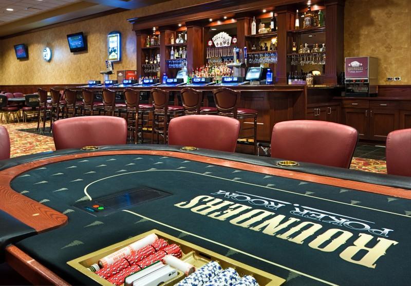 Dwd Lodge RoundersTable we 800x557 Топ 5 азартных развлекательных комплексов