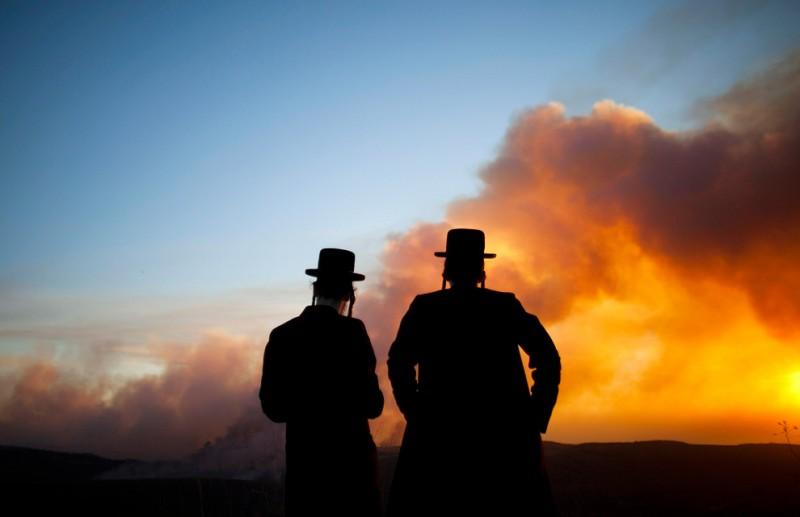 Лесной пожар в Израиле (Часть 2)