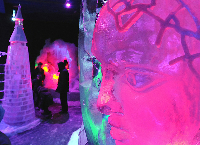 image 58353 Ледяная галерея на Красной Пресне