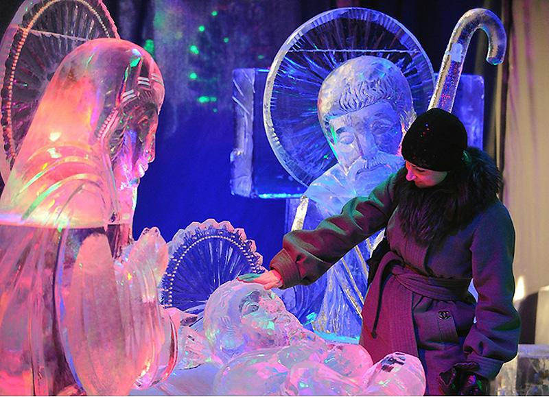 image 58354 Ледяная галерея на Красной Пресне