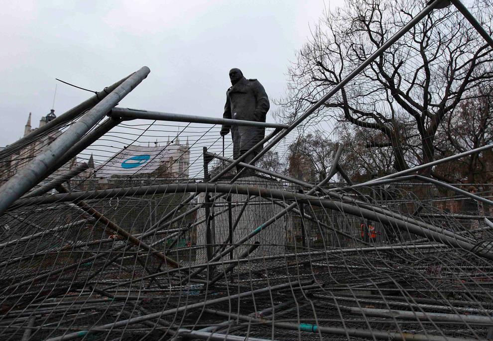 l39 2627 Студенческие акции протеста в Лондоне