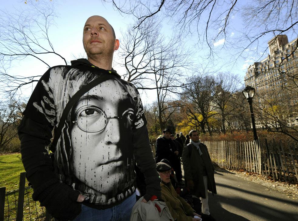 lennon f 30 я годовщина смерти Джона Леннона