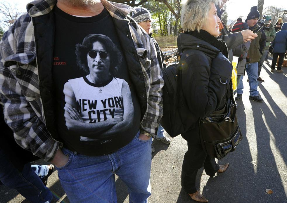 lennon h 30 я годовщина смерти Джона Леннона