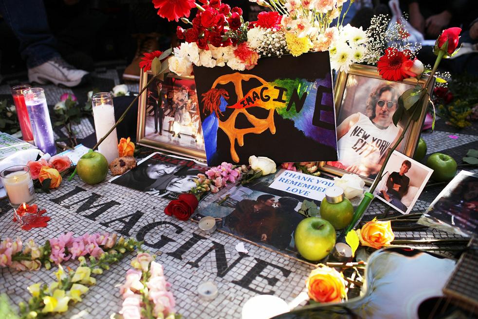 lennon k 30 я годовщина смерти Джона Леннона