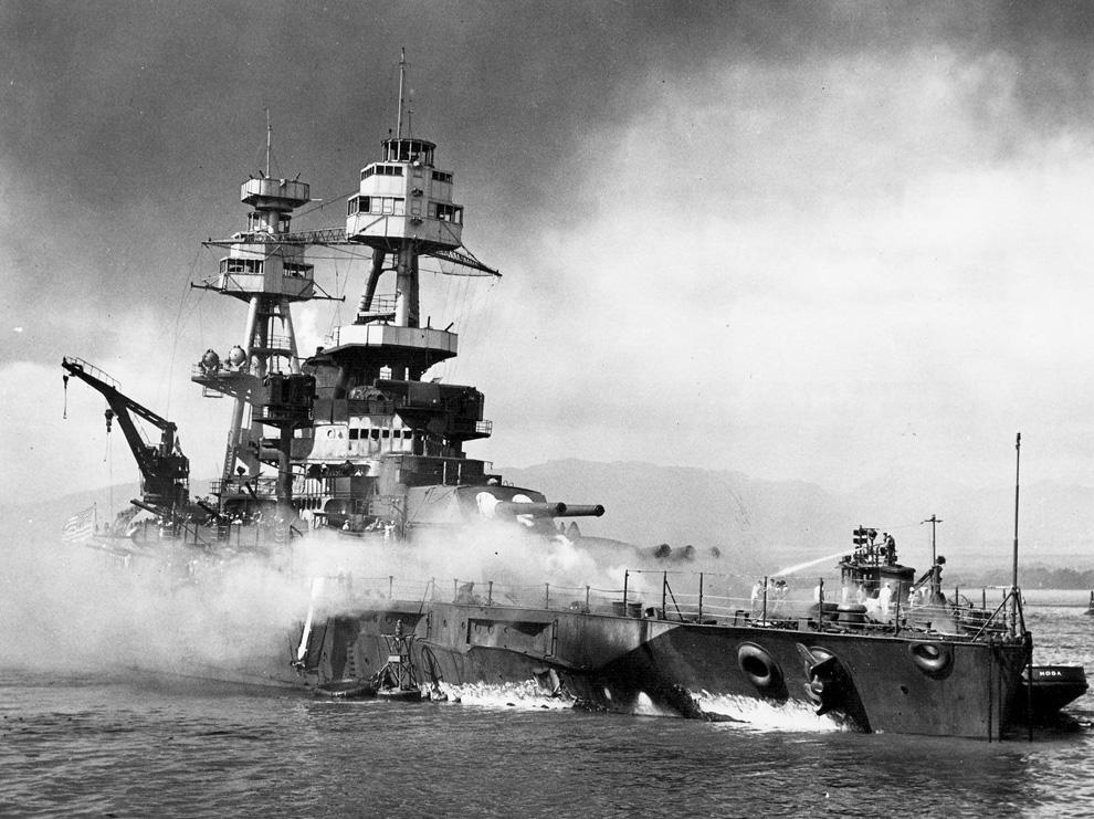 "Броненосный крейсер  ""Невада "" BB36."