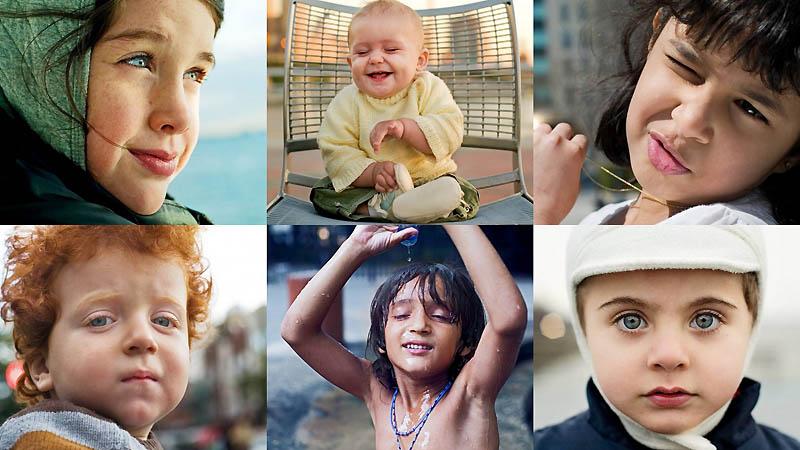 Дети Нью-Йорка